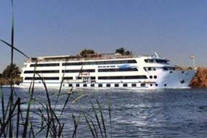 Nile River 5-Day Luxor to Aswan Cruise