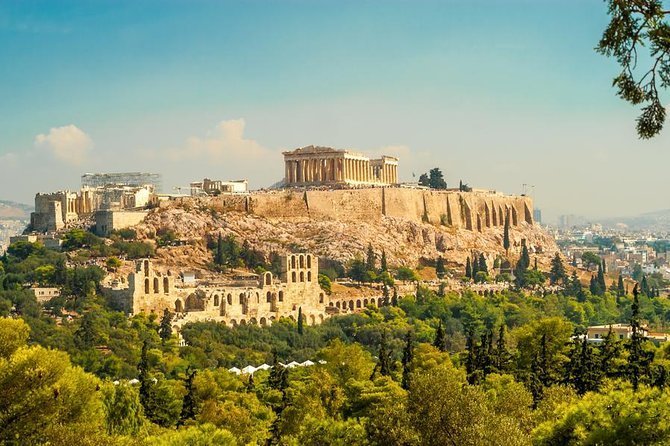 3-Night Athens Experience Including City Tour and Delphi Day Trip
