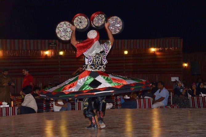 2-Day Abu Dhabi City Tour and Desert Safari with BBQ Dinner