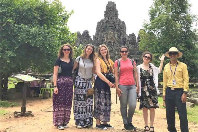 3 Days Siem Reap Exploring Temples and Tonle Sap