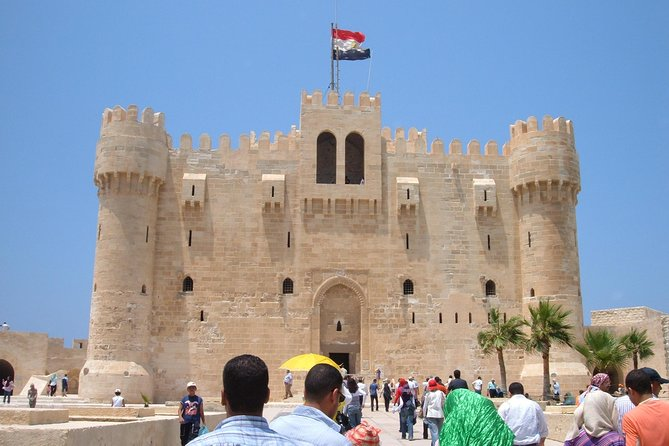 Cairo and Alexandria 4 Days Private Tour