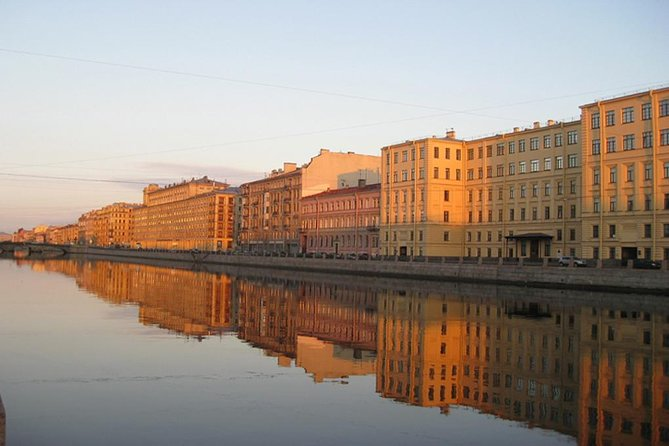 Luxurious St Petersburg