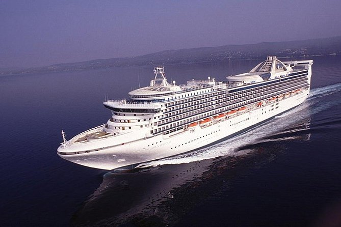 Tianjin Cruise Port to/from Beijing - Two Day Tour including the Great Wall