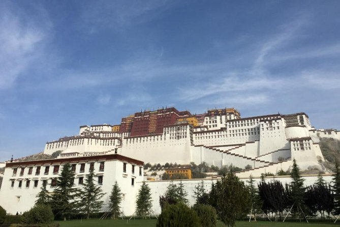 4-Day Explore Lhasa Private Tour