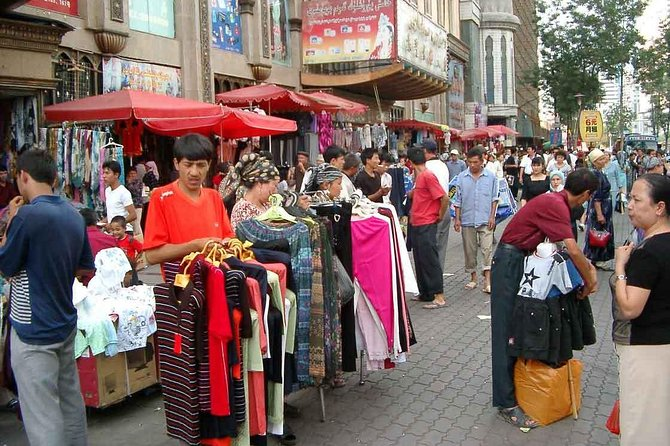 All Inclusive Private Urumqi Day Tour including Erdaoqiao Market