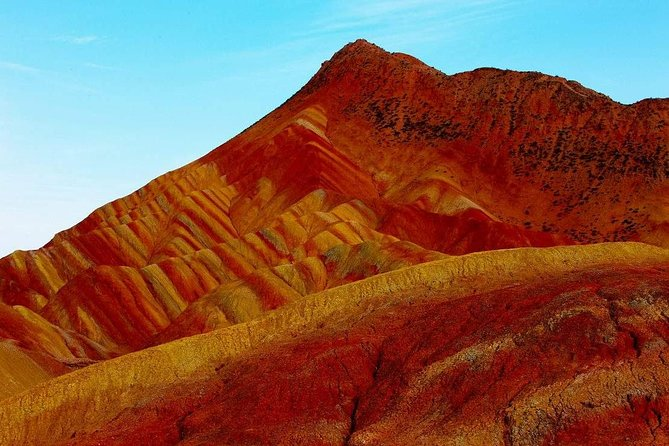 4-night private tour from Xining or Lanzhou to Zhangye, Jiayuguan & Dunhuang