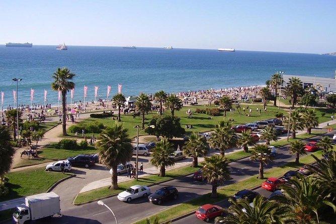 Grupo Pequeno Melhor Negócio: Viña del Mar - Valparaíso - Vale de Casablanca e Vinícolas do Vale do Maipo em Dois Dias de Santiago