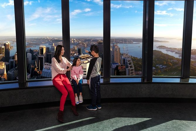 Skip the Line: Sydney Tower Eye Ticket