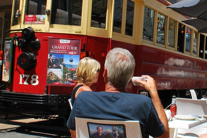 Christchurch Botanic Gardens Tour with Optional Hop-On Hop-Off Tram Gondola and Avon River Punting