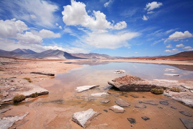 Excursão de 4 dias no Deserto de Atacama: Vale da Lua, Gêiseres del Tatio e Deserto de Sal do Chile