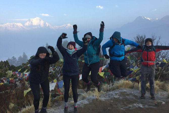 15 Days Relaxing Nepal Explore Trip with Easy Trek, Tour, National Park Safari