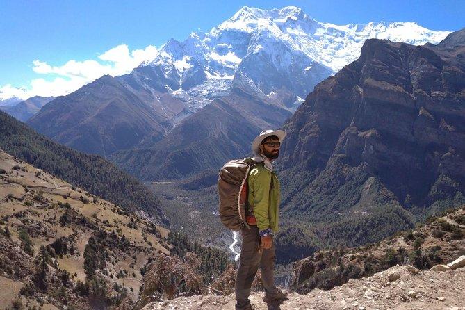 ネパールのアンナプルナサーキットアドベンチャートレッキング