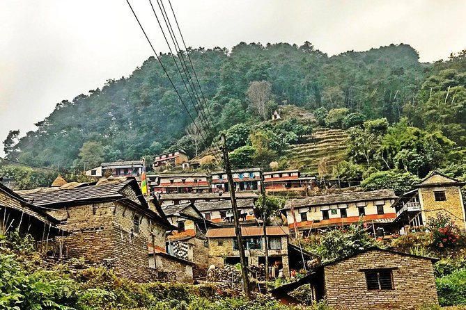 Luwang Village Home Stay Easy Trek with Tea Garden Visit