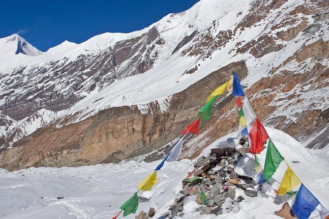 Dhaulagiri Circuit Trek from Kathmandu Nepal