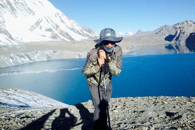 Three passes (Namun La, Kang La and Mesokanto La pass) and Tilicho Camping Trek