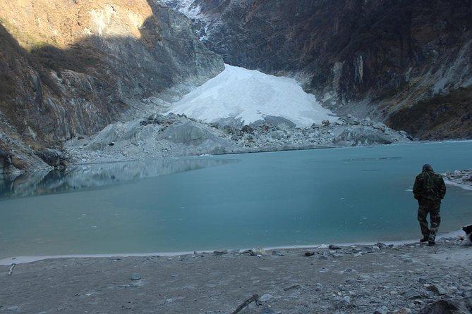 Kaupche Glacier Lake Amazing Remote Trek from Pokhara Nepal