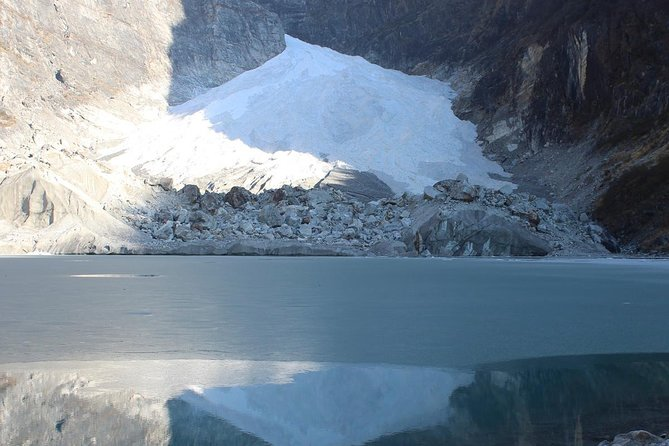 Exciting Kaupche Glacier Lake Very Short Trek from Pokhara Nepal