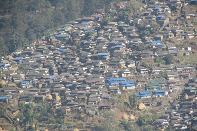 4WD Ghalegaun and Bhujung Village Home Stay from Pokhara Nepal photo 1