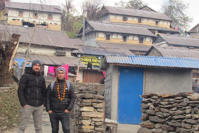 4WD Ghalegaun and Bhujung Village Home Stay from Pokhara Nepal photo 2
