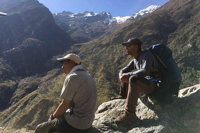 Exciting Langtang Valley Trek from Pokhara Nepal photo 1