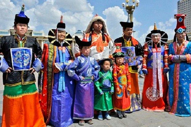 18 Day Mongolia Overall Tour