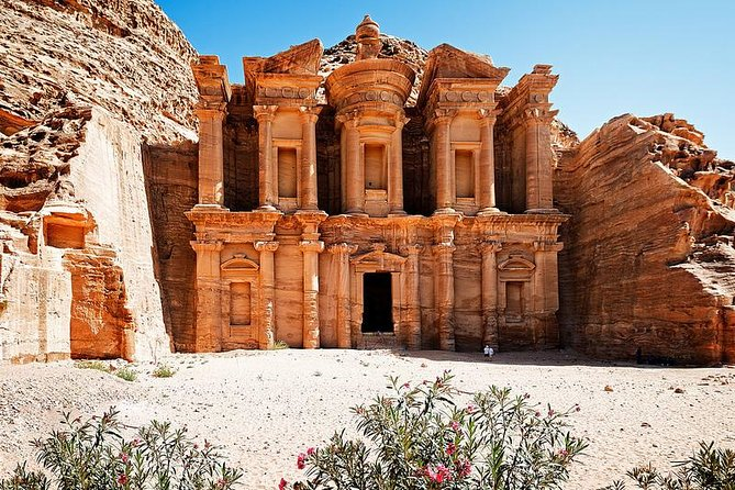 Discover Jordan in 4 Days in 3 Star Hotel from Amman Airport or Amman Hotel photo 1