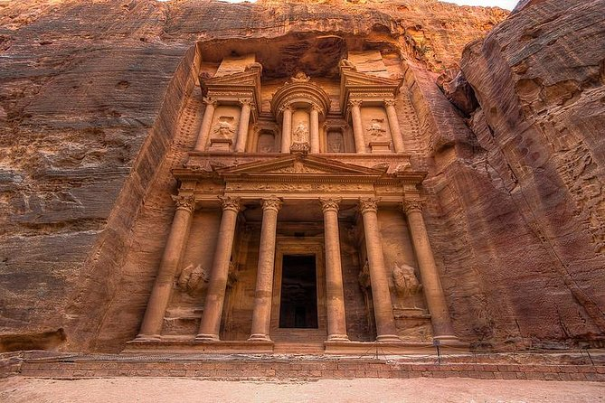 Discover Jordan in 4 Days in 5 Star Hotel from Amman Airport or Amman Hotel