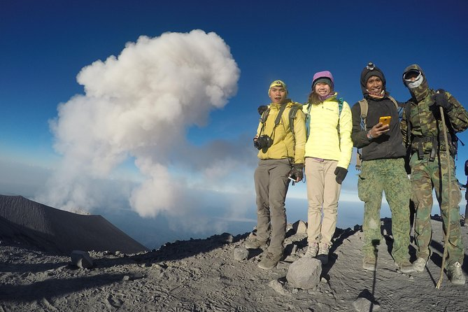 2Day - Semeru Trekking Adventure via Malang with Local Guide