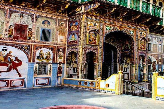 Indian Heritage Tour with Taj Mahal 06 Days