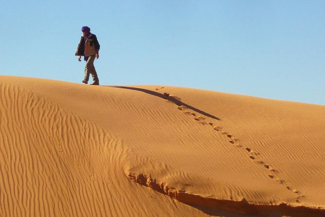 5 Days private trip to Sahara desert