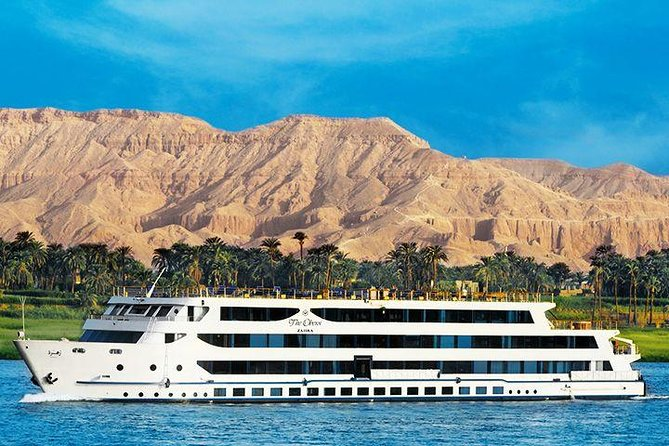Nile Cruise Tours Luxor 4 Nights