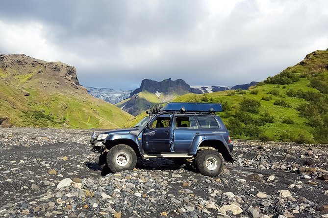 Iceland Wilderness Adventure in Southern Iceland