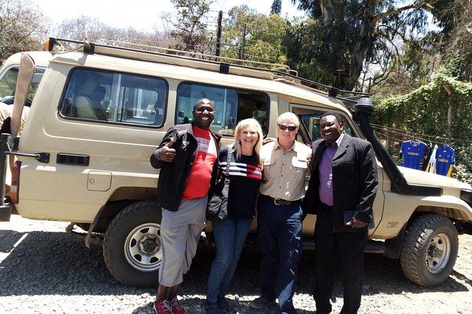 5 days Mt Kenya climbing adventure via Sirimon route