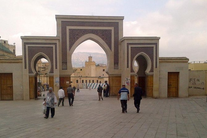 NEW YEAR private Excursion from Casablanca TO explore Unesco medina in FES
