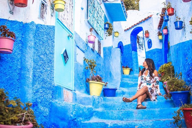 PRIVATE 7 DAYS FROM TANGIER TO CHEFCHAOUEN and CASABLANCA VIA FES: