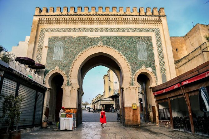 PRIVATE TOUR FROM CASABLANCA TO CHEFCHAOUEN For 10 DAYS