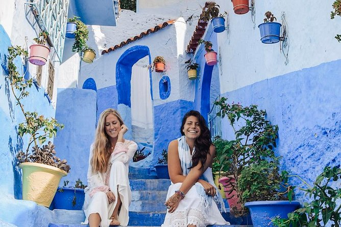 LUXURY 3-day New Year Morocco Tour from Marrakech to Chefchaouen