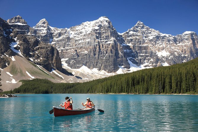 7-Day Small Group Tour: Canadian Rockies and National Parks