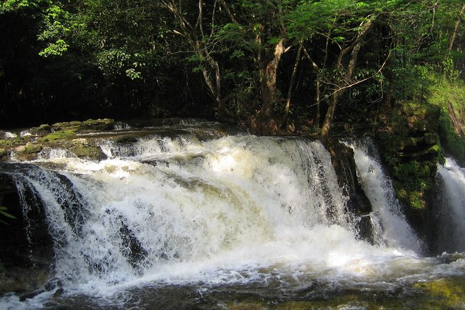 Tour to Presidente Figueiredo: Amazon Waterfalls