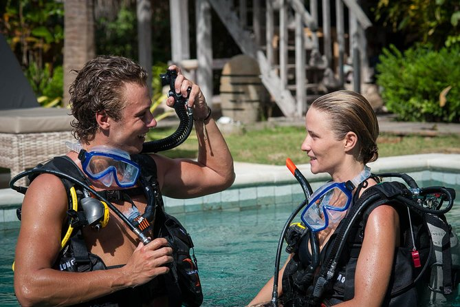 PADI Open Water Course in Bali