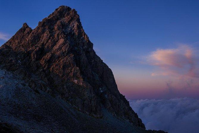 Hiking Yarigatake and Mt Fuji