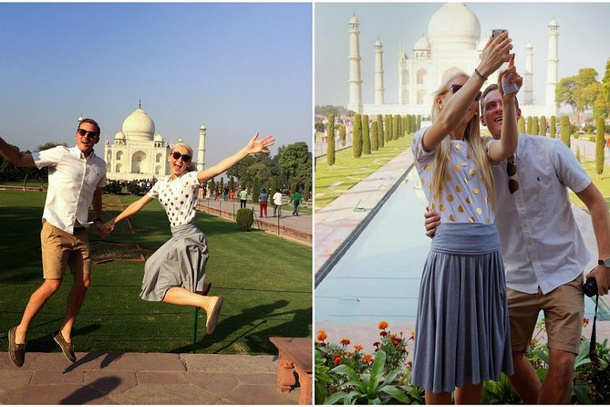5-Days Private Golden Triangle Tour from Delhi By Car