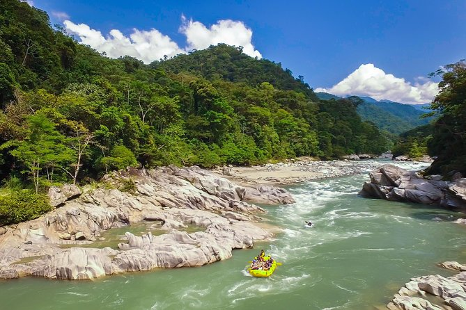 8-Day Ecuador Multisport Once in a Life Time