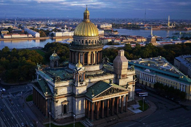 St Petersburg in 2 Days - City Sights and Peterhof