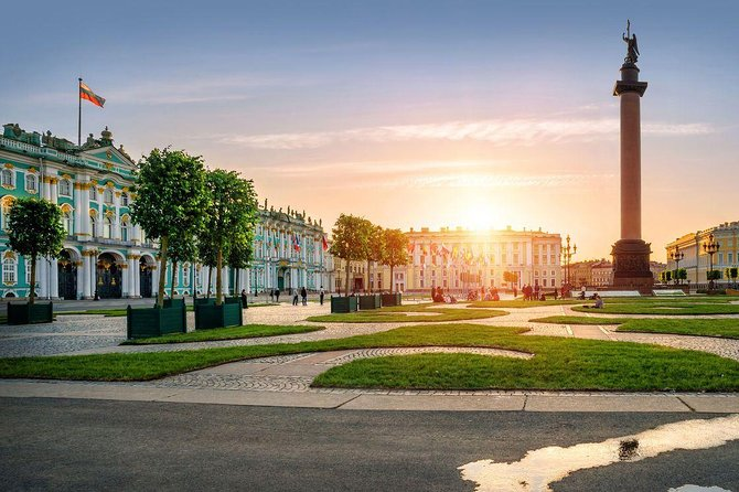 2-Days in St Petersburg - City Highlights and Catherine Palace