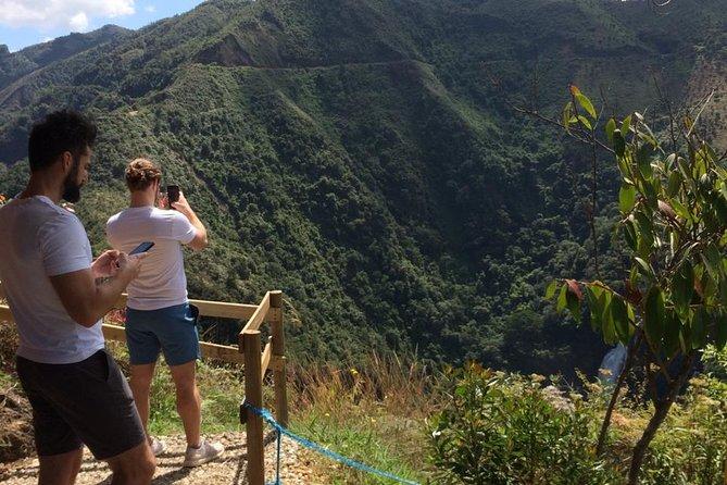 Zip line & hiking