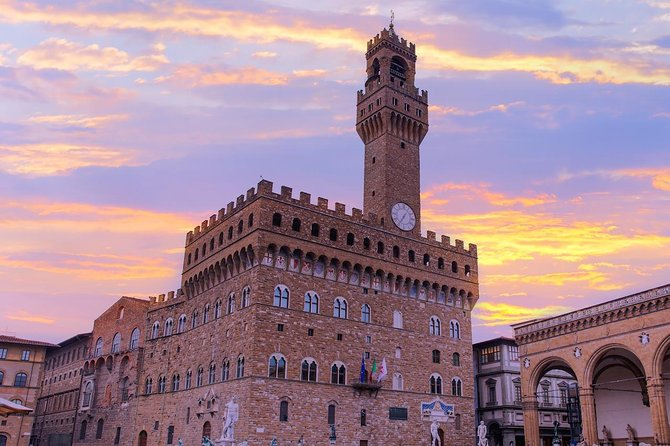 Overnight Florence Independent Tour from Venice by High-Speed Train