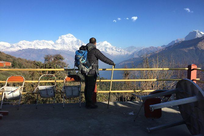 5 Day Easy Hiking to Explore Amazing Mountains and Landscape from Pokhara Nepal