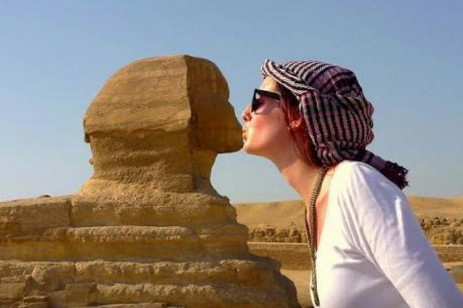 Pyramids, Nile Cruise and Hurghada