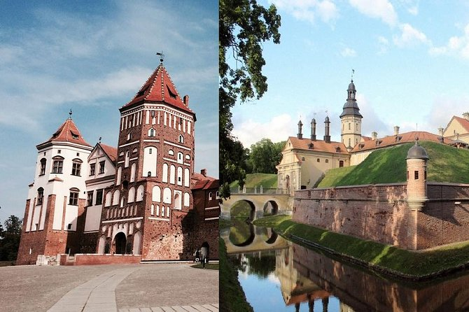 Mir Castle, Nesvizh Palace